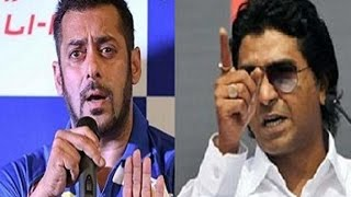 Raj Thackeray On Salman Khan For Supporting Pakistani Artists | Exclusive