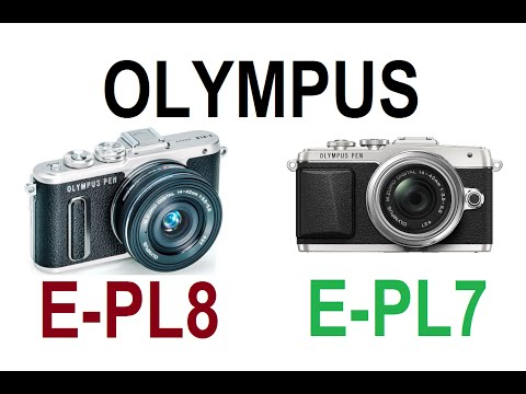 Groundhog Day Olympus PEN E-PL8 vs Olympus PEN E-PL7
