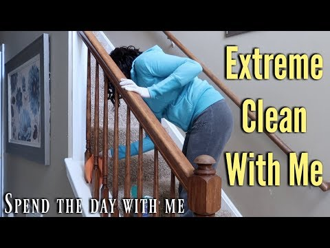 ✨Glam Home✨ SPRING CLEAN WITH ME | SPEND THE DAY WITH ME