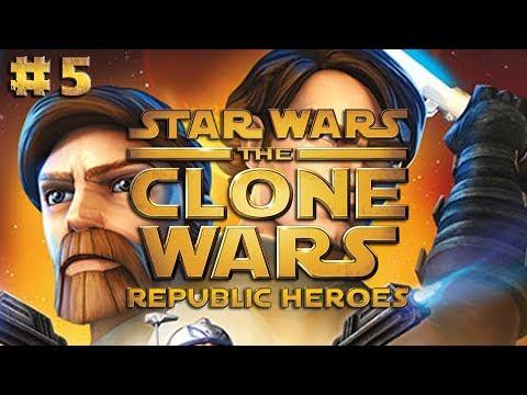 Star Wars - Clone Wars: Republic Heroes 05 |