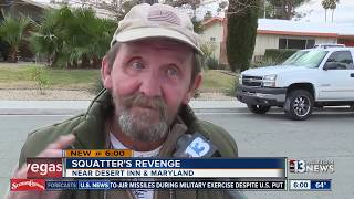 Video Squatters come back for revenge after being driven out of Las Vegas home download MP3, 3GP, MP4, WEBM, AVI, FLV Oktober 2018