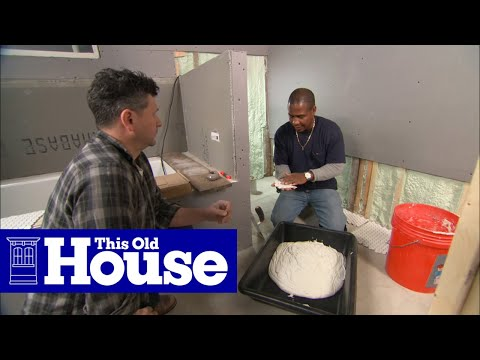 How to Tile a Bathroom Floor   This Old House   YouTube How to Tile a Bathroom Floor   This Old House