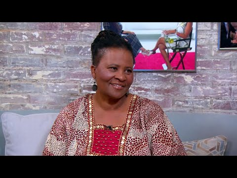 From child bride to global voice for women's empowerment, Dr. Tererai Trent shares her journey