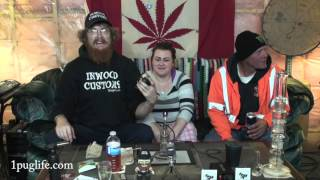 THC episode-617 gurgle and a dab