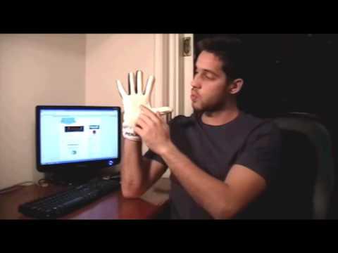 953091b84d Luva Penalty Max Huracán - YouTube
