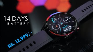 Honor MagicWatch 2 the smartwatch with a (14 days battery life)⚡