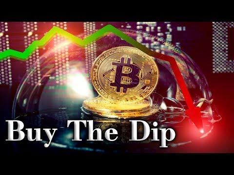 Bitcoin Tanks to $10,000 - Buy the Dip!