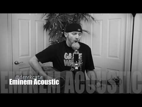 Eminem Lose Yourself (Acoustic) Space Bound // Stan ft Dido // Hailies Song // Cover by Derek Cate