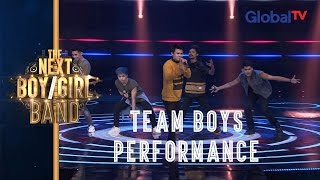Wow! Performance Team Boys Bikin Juri Ikutan Ngedance I The Next Boy/Girl Band GlobalTV