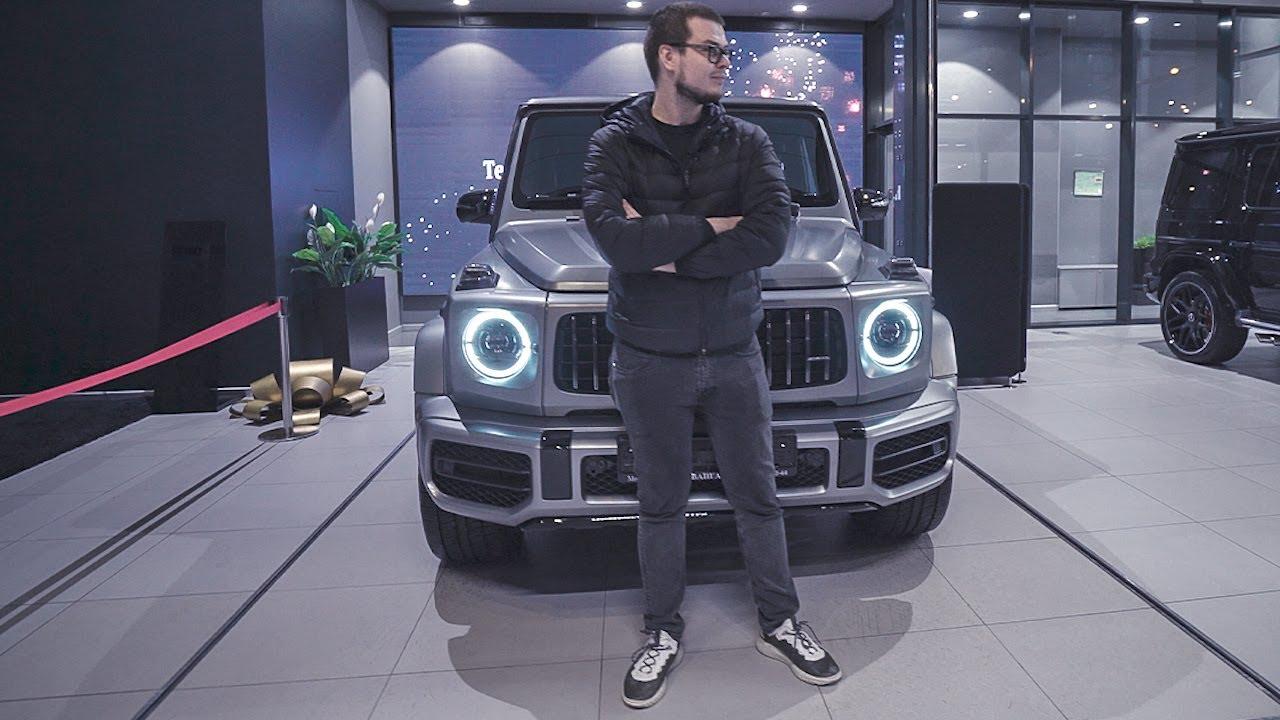 Забрал НОВЫЙ ГЕЛИК за 19.000.000 Рублей! Но не всё так просто... Mercedes-Benz G63 AMG