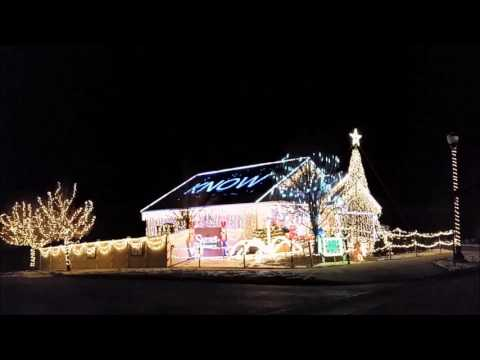 Entire Show 2016 Engh-Lights Christmas Light Display
