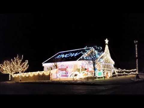 Entire Show 2016 Engh-Lights Christmas Light Display