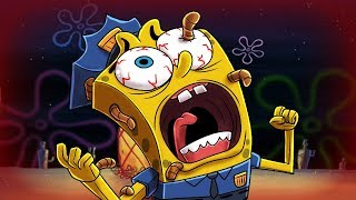 Minecraft | Spongebob Police - SEA WORM PARASITE INVASION!
