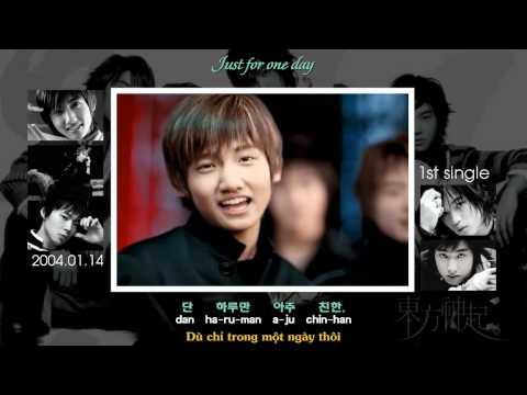 [MV][HD][Hangul][Engsub][VietSub][2004.01.14][01st Single] Hug - TVXQ