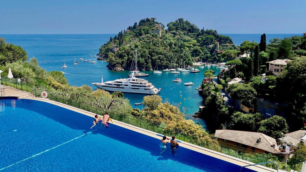 Belmond Hotel Splendido (Portofino, Italy): ICONIC 5-star hotel - full tour