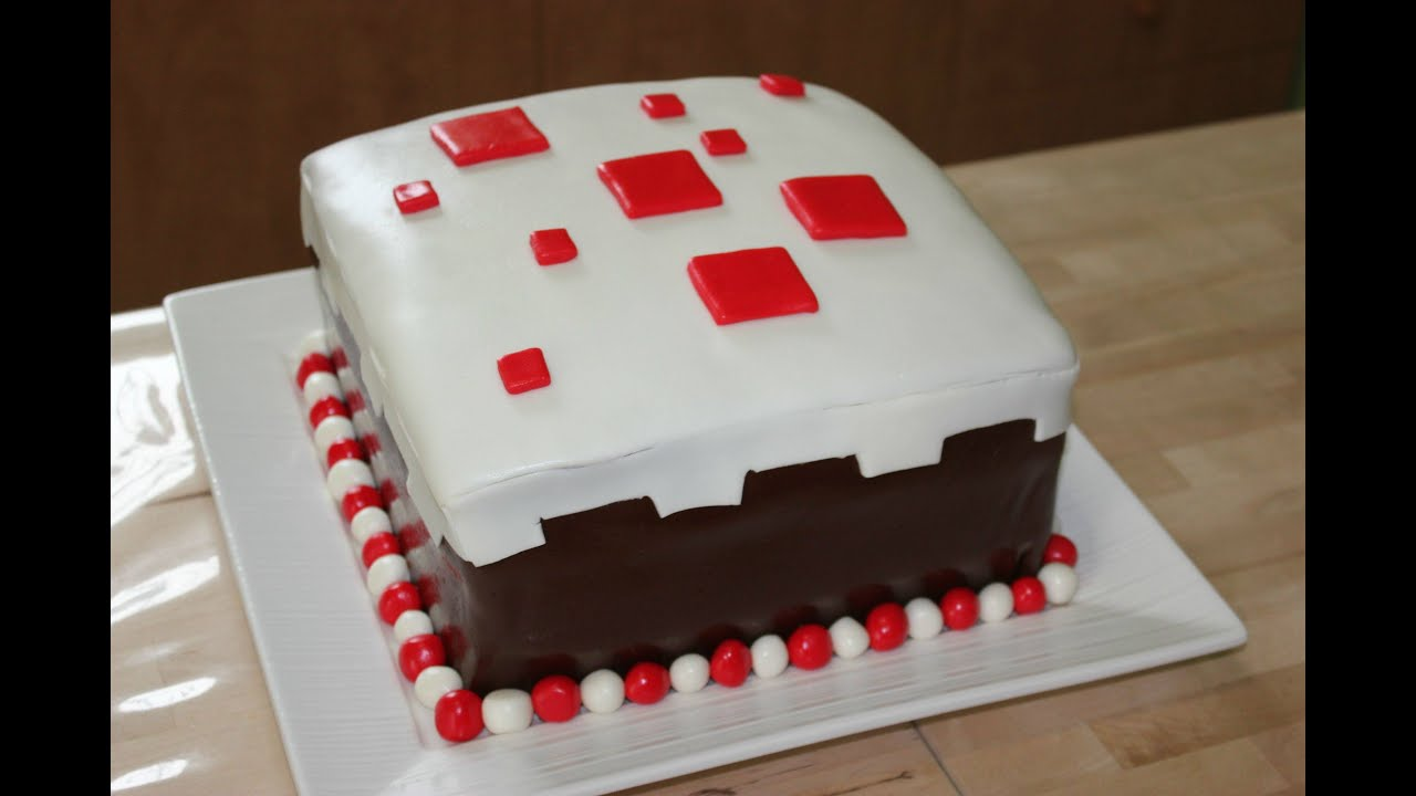 How to make a cake in Minecraft