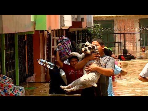 San Juan de Lurigancho: el drama de las familias afectadas por inundación