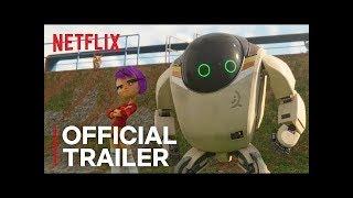 NEXT GEN Official Trailer (2018) Netflix Animated Movie