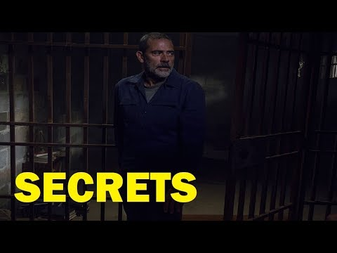 The Walking Dead Season 9 SECRETS to be REVEALED