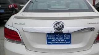 2012 Buick LaCrosse Used Cars Fargo ND