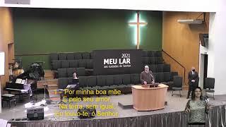 09/05/2021 - Culto 11 hs - Rev. Juarez Marcondes Filho #live