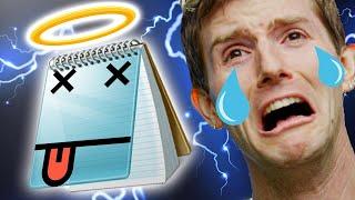 Goodbye, Microsoft Notepad :(