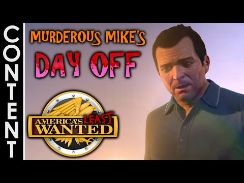 [TIC] Murderous Mike's Day Off #1 | GTA V Tomfoolery Highlights |