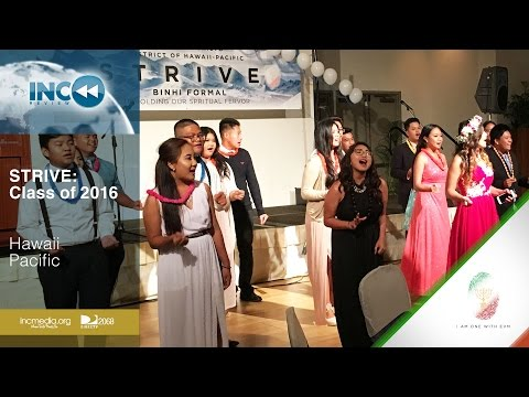 INC Review: STRIVE Class of 2016