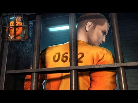 PRISON ESCAPE - Walkthrough Gameplay - INTRO (Android Games)