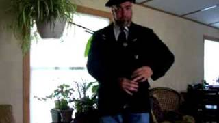 Bagpiper Rotonda Fl, The Wearing of the Green, Scottish Smallpipes