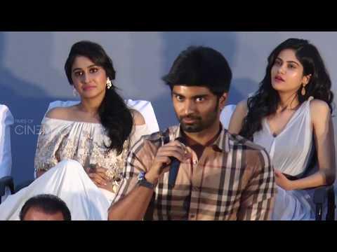 Atharvaa Actor Talks About Gemini Ganeshanum Suruli Raajanum Movie Audio Launch | TOC