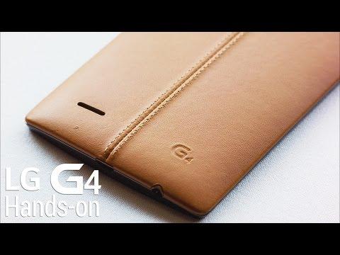 Első benyomások: LG G4