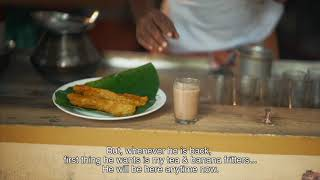 Come back to the taste of hot chai. Along with Joy Chettan, Kerala welcomes its NRIs.