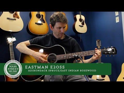 Eastman E20SS Acoustic Guitar