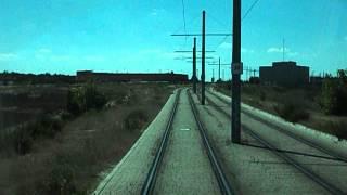 Tranvia de Parla - Via 2 - Plaza de Toros - Poligono Industrial Ciudad de Parla