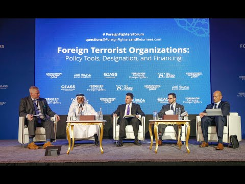 PANEL III — Foreign Terrorist Organizations: Policy Tools, Designation, and Financing