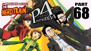 Persona 4 - Part 68 - Game Time with The Nerd Train