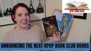 Announcing The Next Kpop Book Club Books