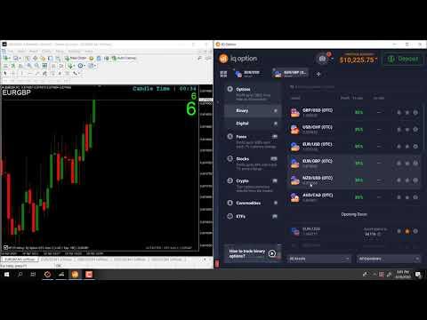 🌈🌈2020/04/10 OTC Market Chat EA🚀🚀Telegram📞@binaryschool