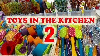 Toys In The Kitchen 2014 pt2 - CHRISTMAS