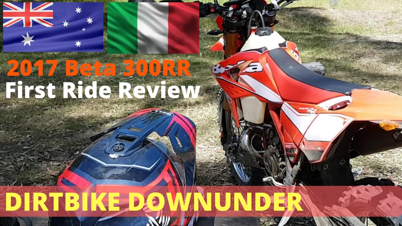 Beta 300rr Review >> BETA ENDURO 300RR FIRST RIDE REVIEW - YouTube