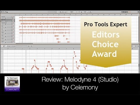 Everything You Need To Know About Celemony Melodyne 4 | Pro
