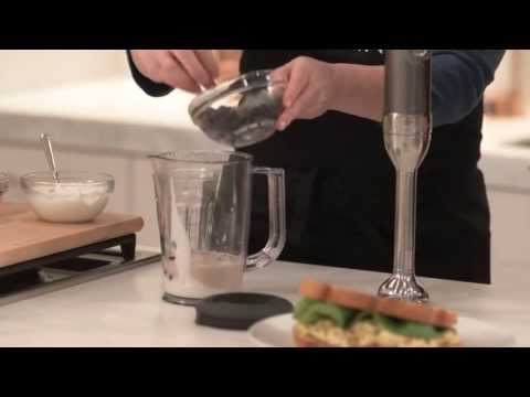 How To Use The KitchenAid Pro Line Cordless Hand Blender | Williams-Sonoma