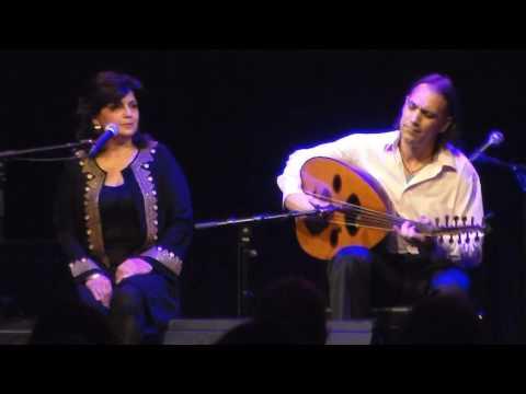 Omar Bashir & Rita Movsesian Iraki Armenian Vocalist ( Fog al Nakhal )  2016