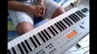 vuclip Vídeo aula Abra os meus olhos para teclado