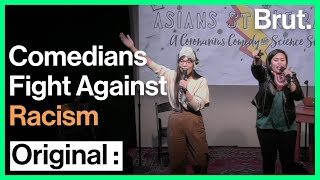 Asian Comedians Fight Against Coronavirus-led Racism | Brut