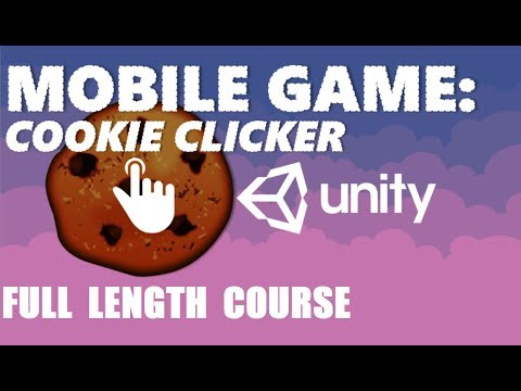 HOW TO MAKE A MOBILE 2D CLICKER GAME IN UNITY + C# TUTORIAL BEGINNER/INTERMEDIATE [FULL COURSE] thumbnail