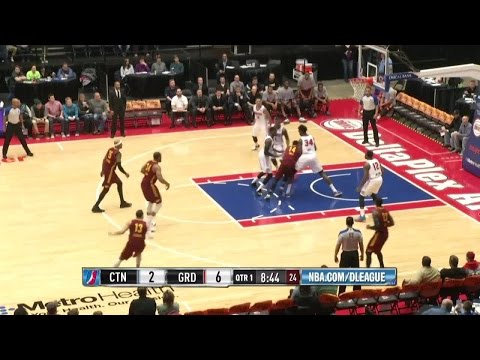 Highlights: Stephen Holt (24 points) vs. the Drive, 2/21/2015