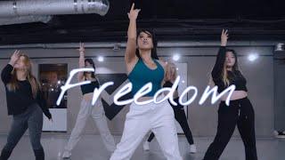 BEYONCE 'FREEDOM' CHOREOGRAPHY | BY JIWON SHIN