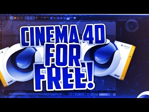 How to Get Cinema 4D For Free - Cinema 4D Free Download Full Version (2017)
